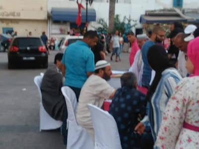 صور: عودة الخيام الدعوية من جديد وفي العديد من البلديات