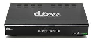 Duosat Trend Maxx Atualização V1.84 - 14/07/2018