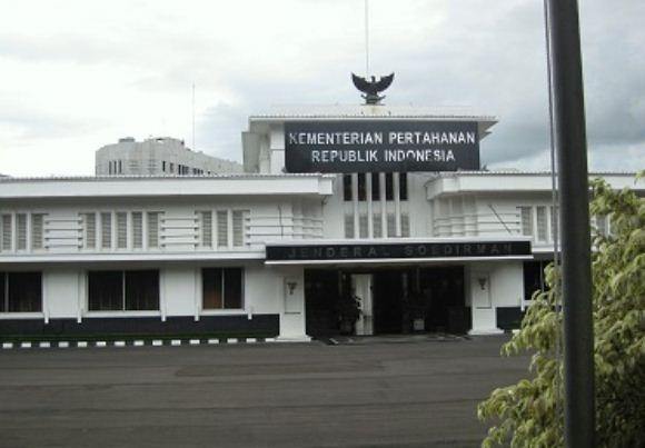 Gedung Kementerian Pertahanan Indonesia