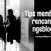 Tips merencanakan aktivitas ngeblog tahun depan
