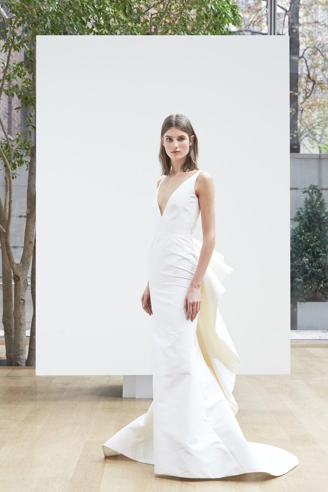 Exquisite Bridal Gowns: Oscar de la Renta   ZsaZsa Bellagio – Like ...