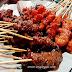 Satay Pak Wan Menu Makan Malam Bersama Jiran