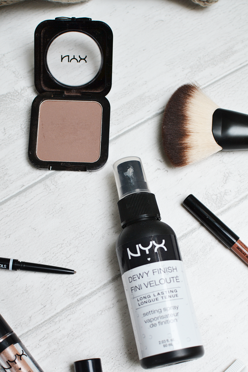NYX Glasgow Fort Counter Brand Focus Review | Colours and Carousels - Scottish Lifestyle, Beauty and Fashion blog
