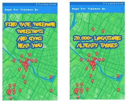 Maps For Pokemon Go Apk Terbaru
