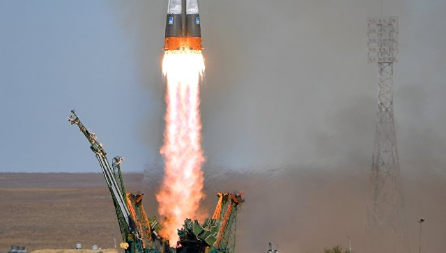 "Произошла авария ""Союза"" при запуске МКС"