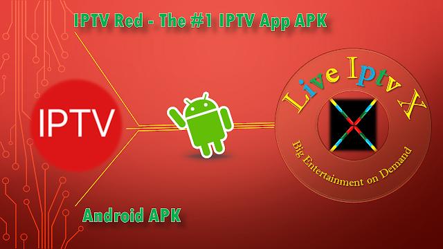 IPTV Red APK