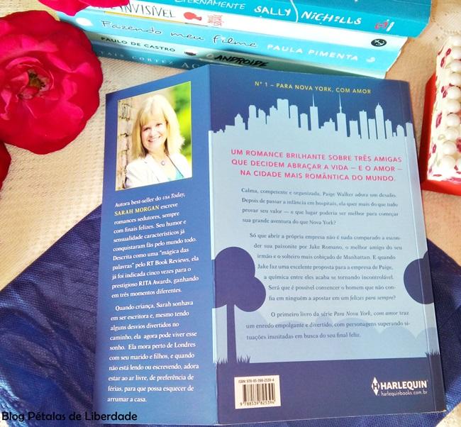 Amor-em-Manhattan, Sarah-Morgan