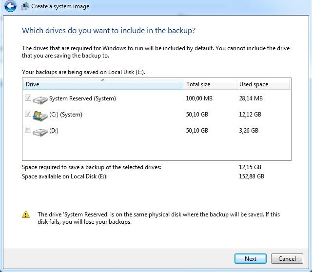 Pentingnya Melakukan Backup System Windows