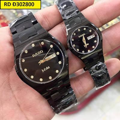 Đồng hồ cặp đôi Rado RD Đ302800