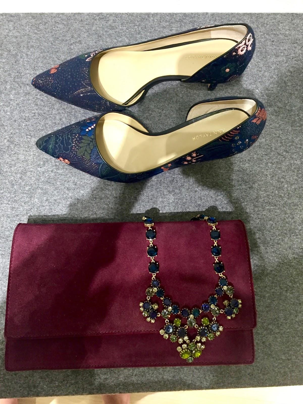 ann taylor accessories