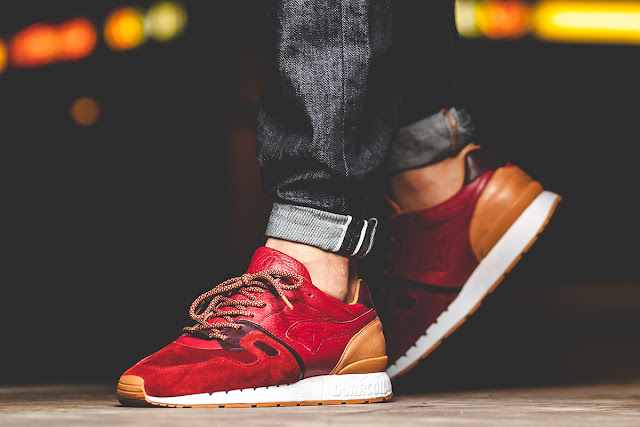 AFEW X KANGAROOS – JELLY ON FEET
