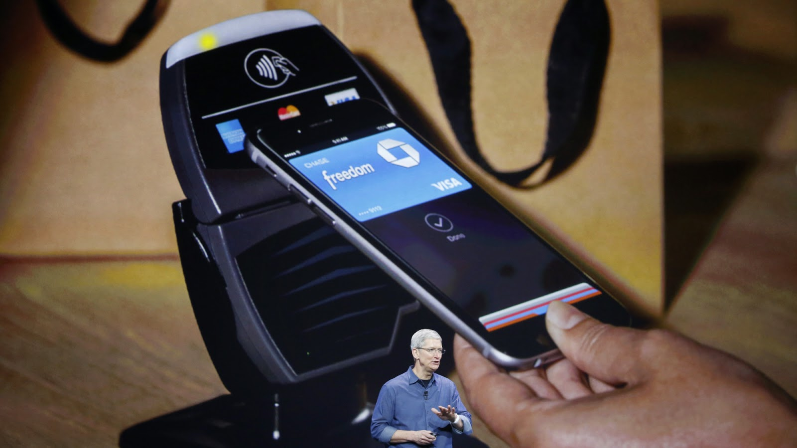 El apple pay y los posibles problemas con se encontrará