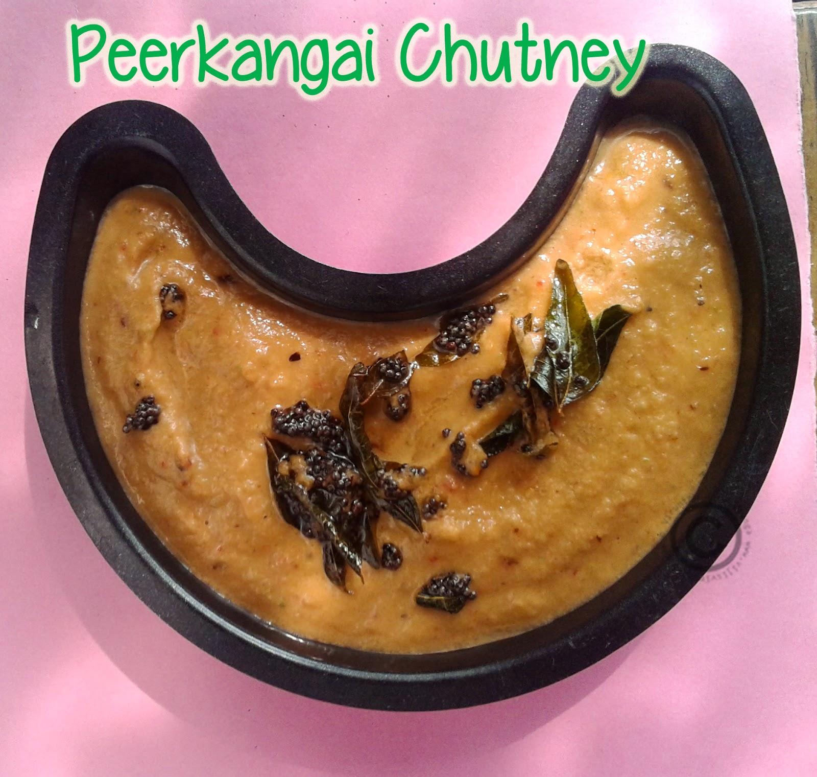 vegetable-chutney