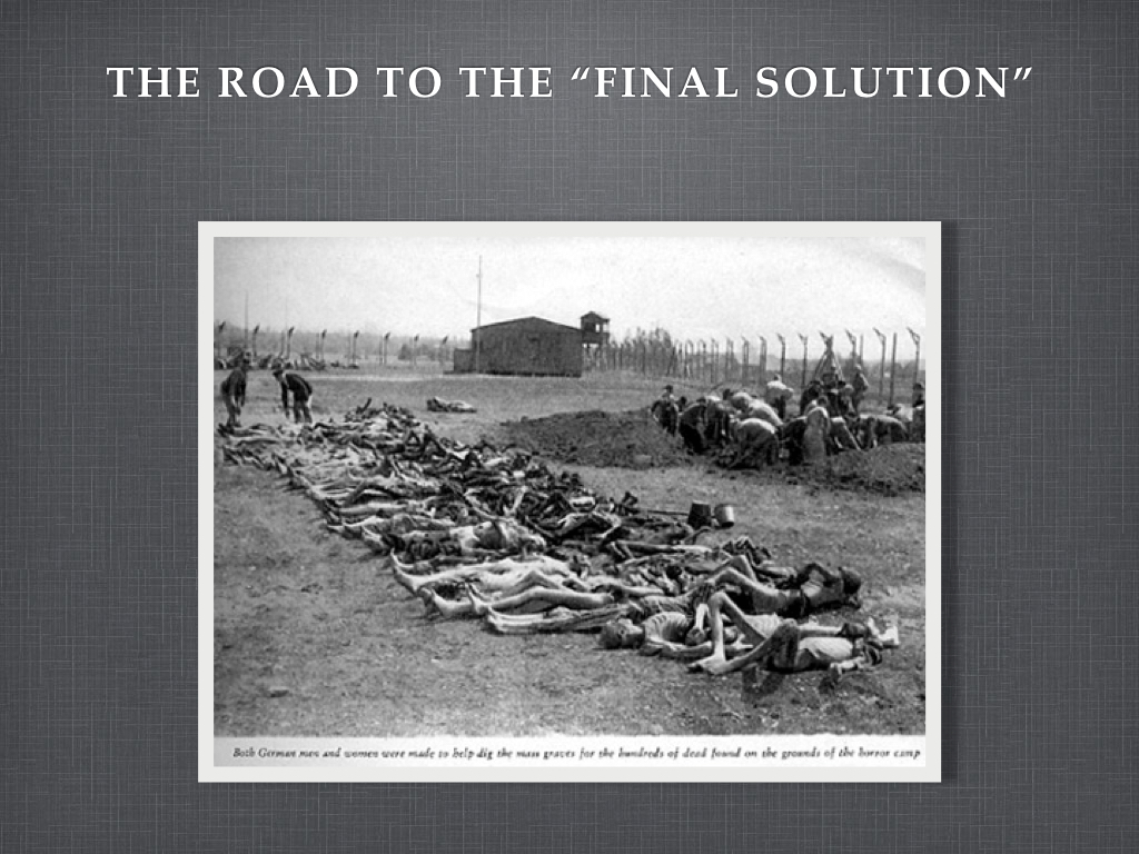 was the final solution successful