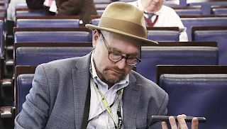 Exclusive: NYT White House correspondent Glenn Thrush's history of bad judgment around young women journalists