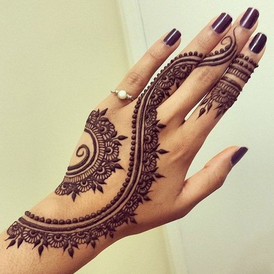 Amazing Henna Tattoo Designs