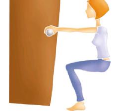Descensos laterales para mejorar la espalda