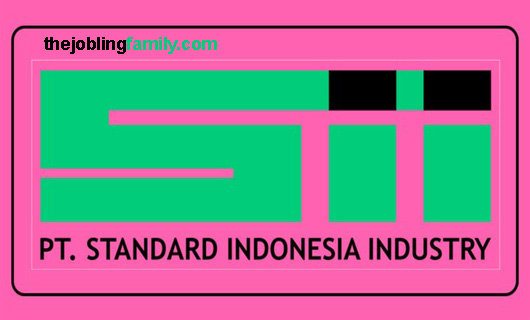 Loker Operator Terbaru PT. Standard Indonesia Industry Bulan November 2018