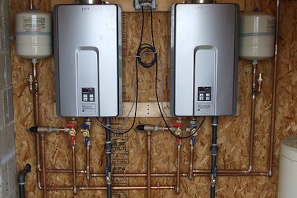Tips Recommended Pilih Water Heater Gas Terbaik
