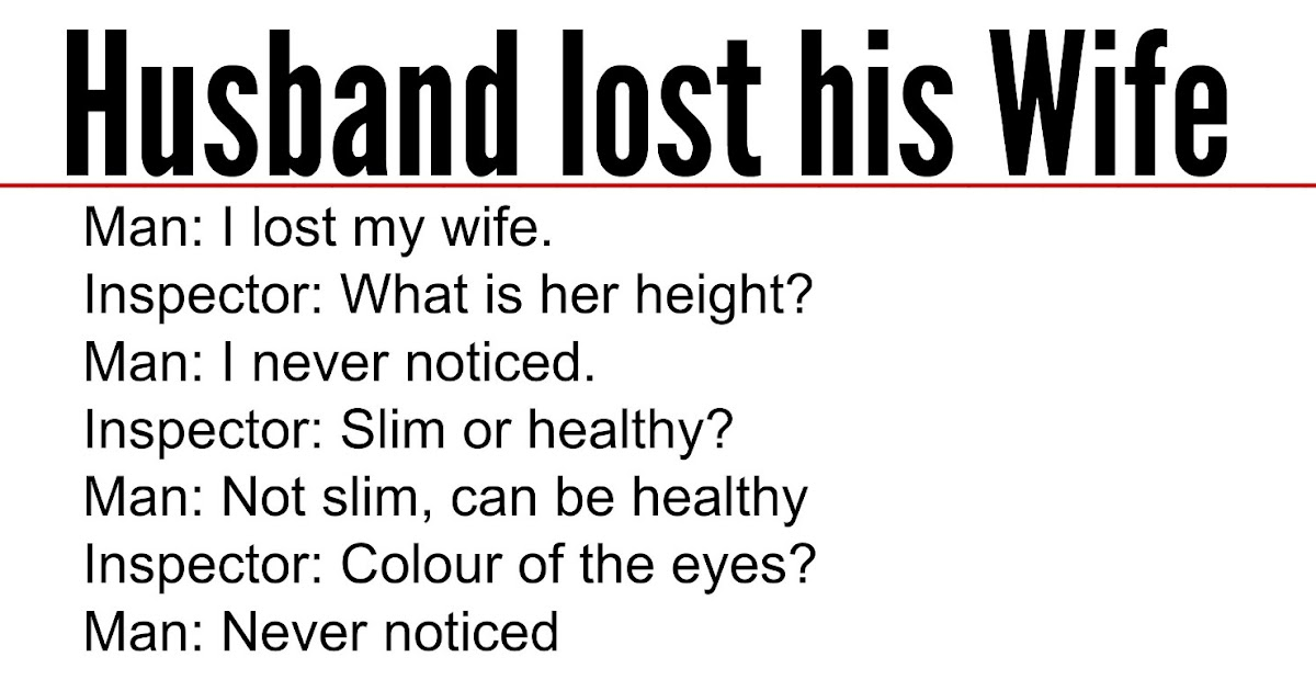 Beautiful Quotes: Husband lost his Wife