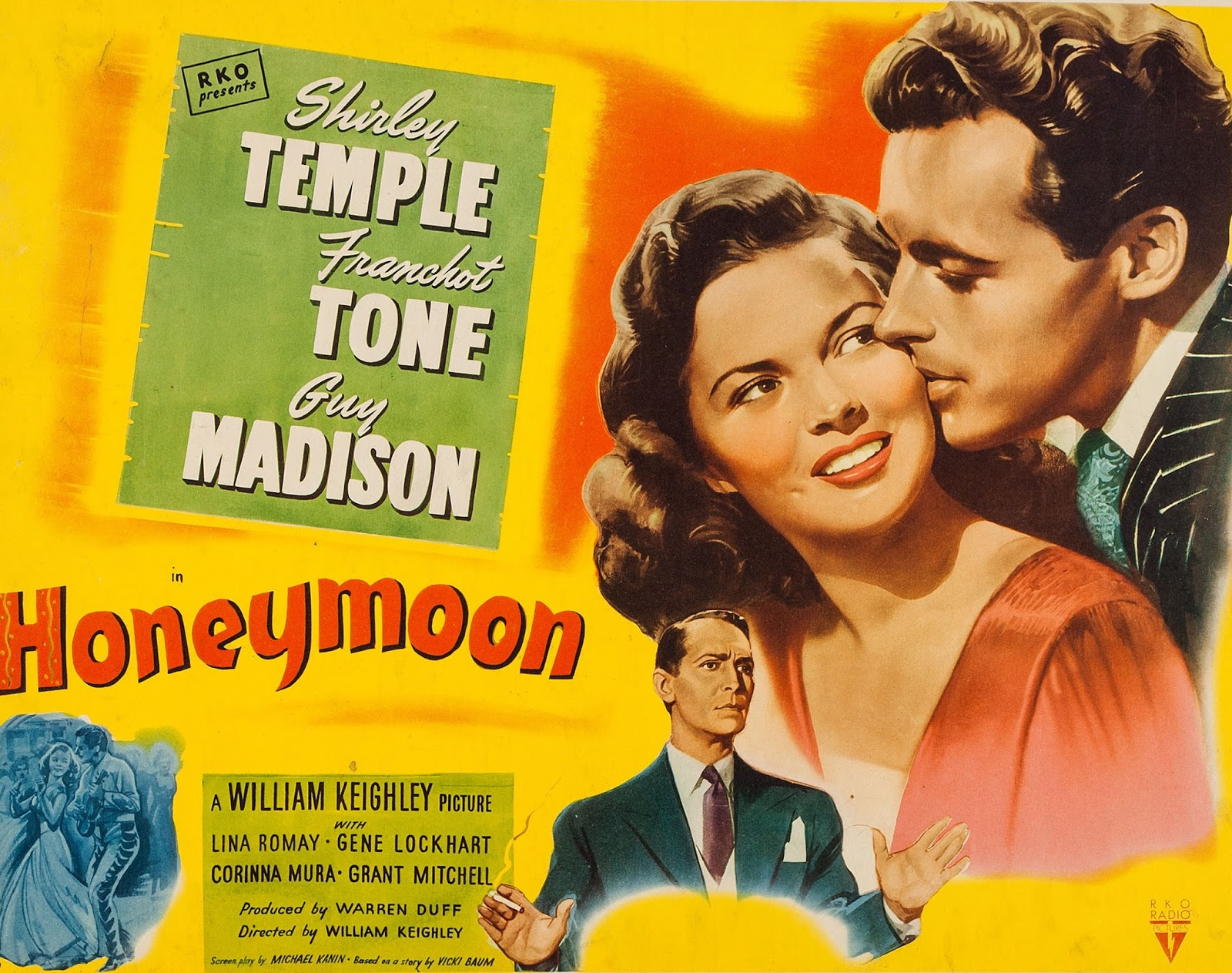Honeymoon (1947 film) Finding Franchot Exploring the Life and Career of Franchot Tone