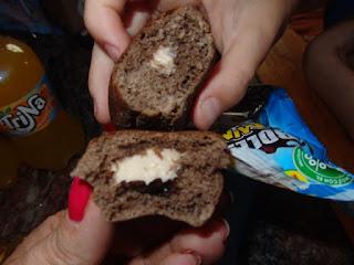 bollycaos chocolateado