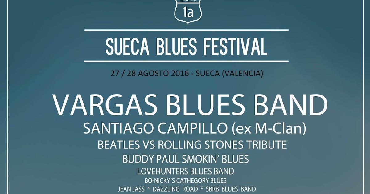Sueca Blues Festival