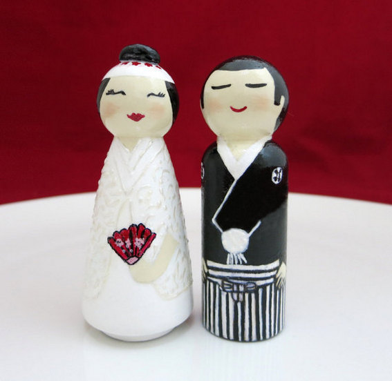 Top Dozens Of Kawaii Japanese Wedding Cake Toppers Wedding Celebration