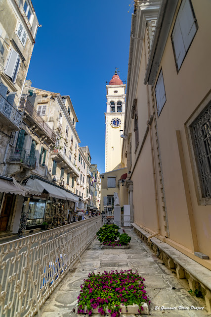 Iglesia de Agios Spiridonas - Corfu por El Guisante Verde Project