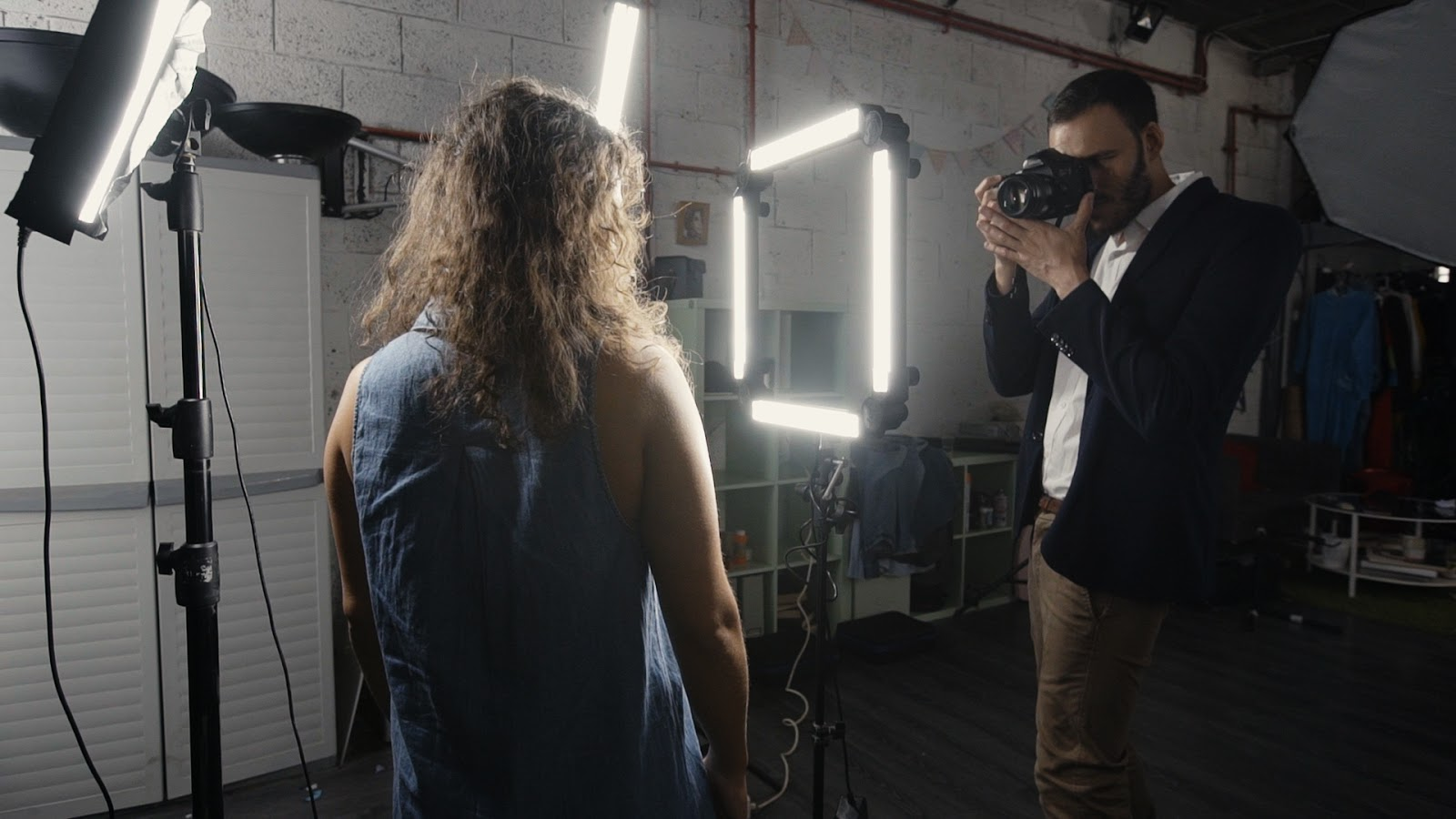 Spekular: the Swiss army knife of LED lighting for photo and video