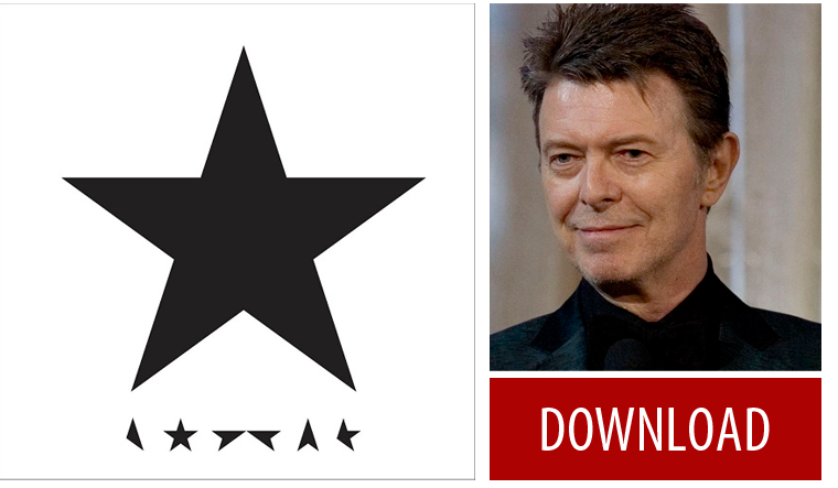 How to download david bowie songs albums free.
