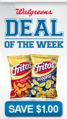 Extreme Couponing Mommy: $1/1 Fritos Corn Chips ANY Variety