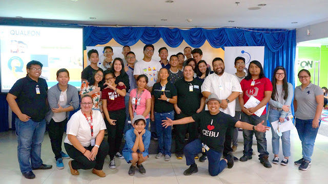 First Cebu Animation Contest by Qualfon Winners