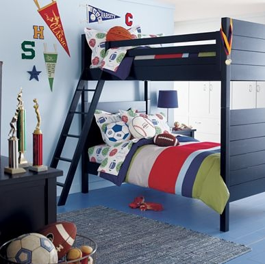 Living Livelier Big Boy Bunk Bed