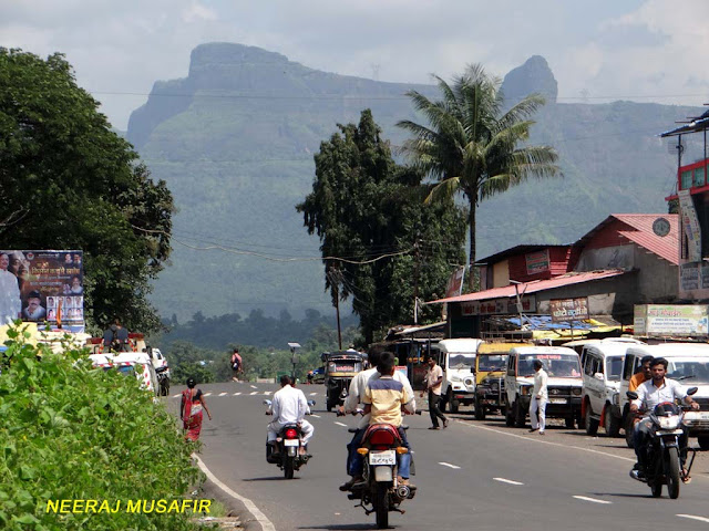 Mumbai to Malshej Ghat Bus Timing
