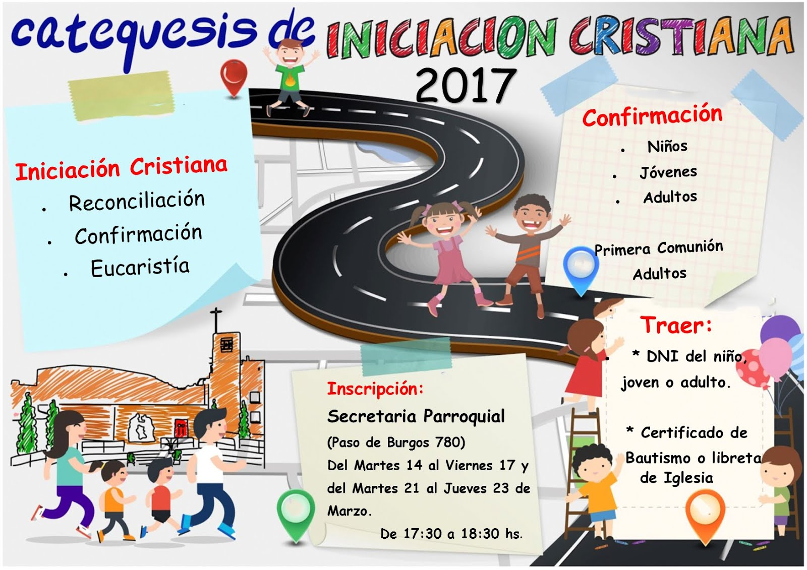 Catequesis 2017