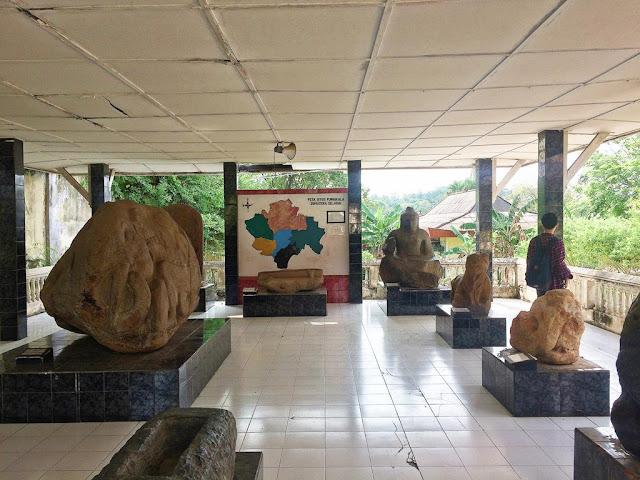 museum balaputera dewa di palembang