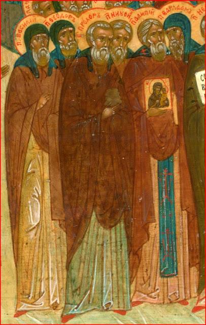 "Результат пошуку зображень за запитом ""Святого преподобномученика Никона і двохсот його учнів, що з ним постраждали"""