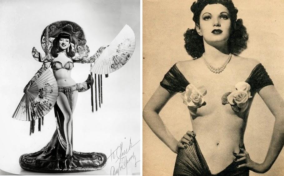 dating a burlesque dancer photos