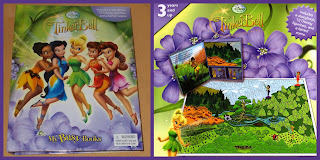 Disney Fairies; Disney Film; Disney Tinkerbell; Fairy Tales; Fantasy Figures; Film Character; Interactive Books; Interactive Toys; Movie Promotional; Phidal; Phidal Fairies; Phidal Publishing; Phidal Tinkerbell; PVC Figurines; Small Scale World; smallscaleworld.blogspot.com;