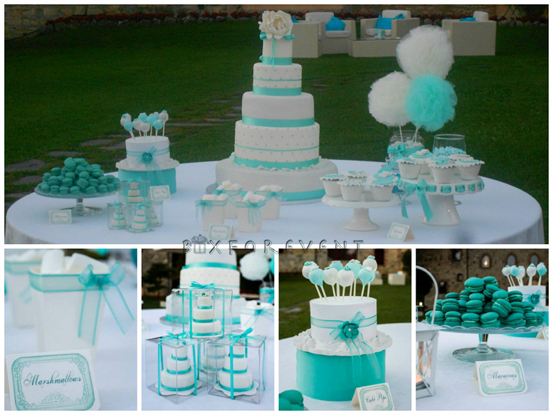 Favorito Incanti - wedding and event creations: Matrimonio da Tiffany YX63