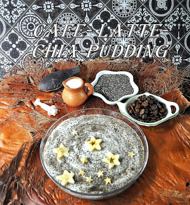 Café-Latte Chiapudding