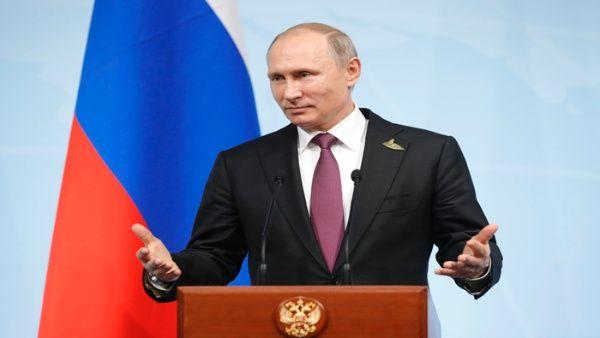 Putin pide paz para Siria y rechaza el terrorismo en cumbre G20