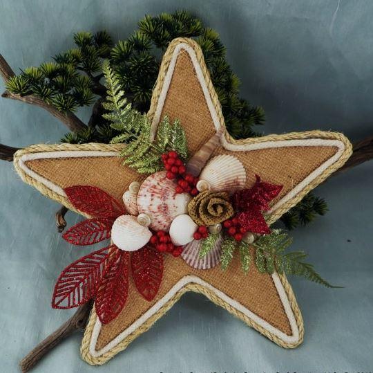 6 ideas hermosas para hacer estrellas navide as - Ideas decorativas navidenas ...