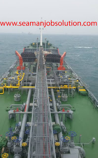 Seaman job for tanker ship