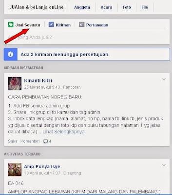 Cara Jualan di Media Sosial Facebook