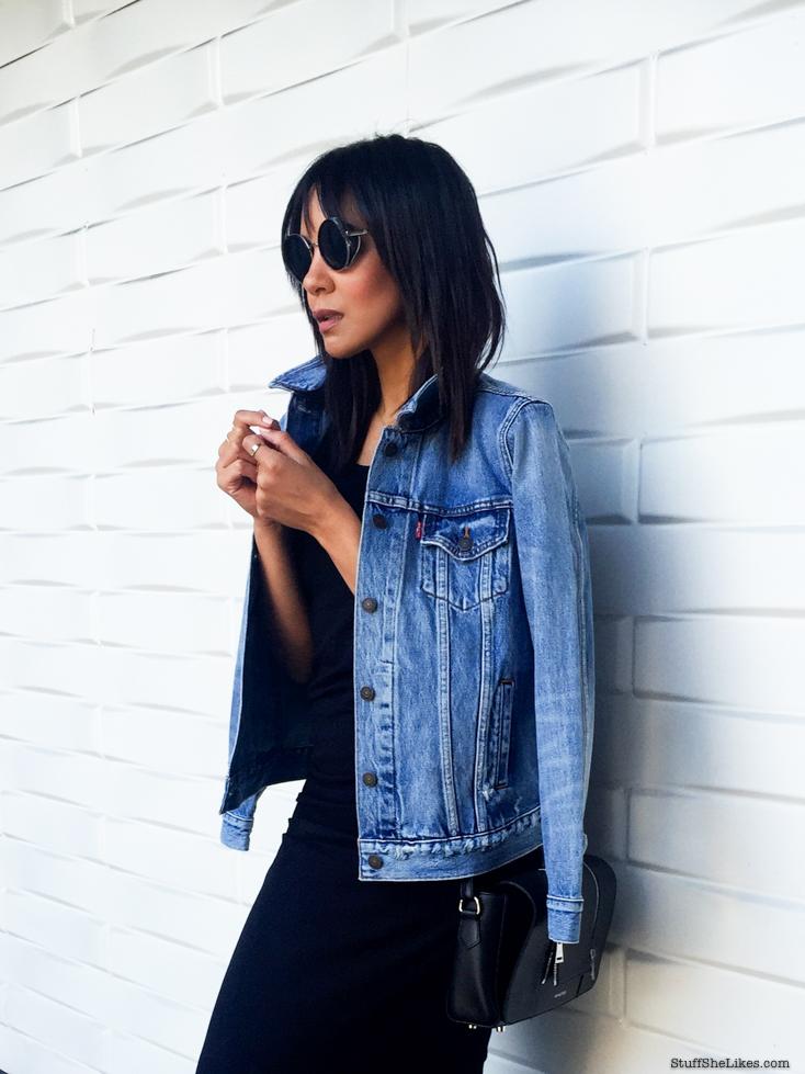 classic jean jacket, classic denim jacket, jean jacket, levis denim jacket, fashion blogger, top fashion blogger, best fashion blogger,