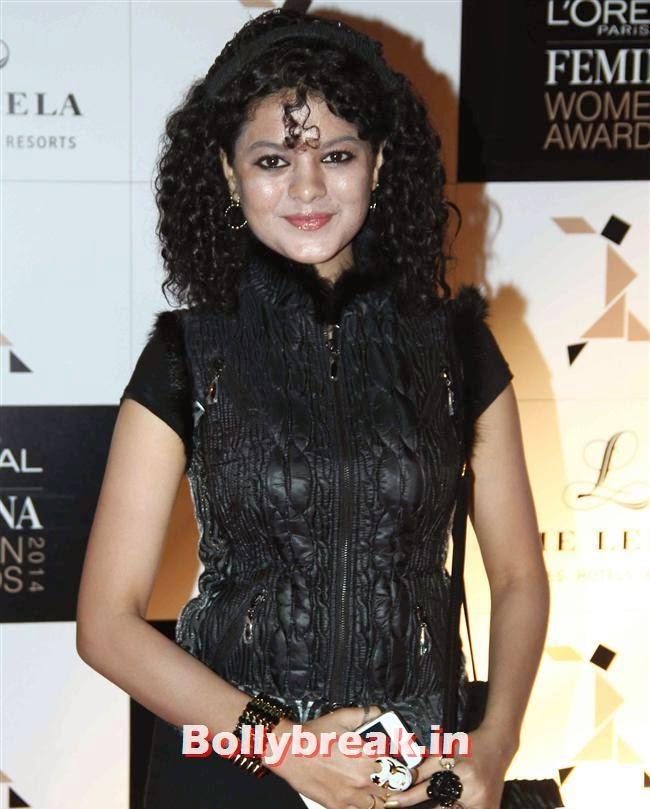Palak Muchhal, L`Oreal Paris Femina Women Awards 2014