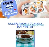Logo Giocano e vincono gratis set Mug Nescafè e Latte Candia! e tu stai partecipando ?
