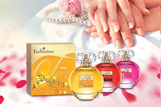 Cipta Detik Indah Bersama Enchanteur , ENCHANTEUR Eau de Toilette , ENCHANTEUR , ENCHANTEUR Perfumed Shower , ENCHANTEUR Perfumed Deodorants  , ENCHANTEUR Perfumed Body Lotion ,  Produk Pemjagaan Peribadi Wanita ,